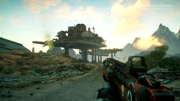 Rage 2 - 9 Minuten neues Pre-Beta Gameplay (2019)