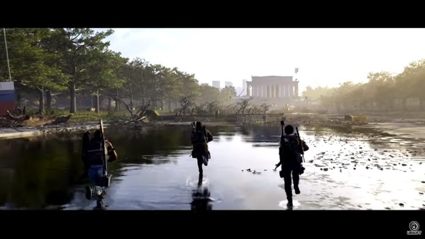 Tom Clancy's The Division 2 : DRAWING LIVE ACTION (OFFIZIELL)