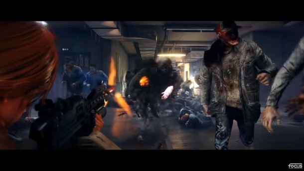 World War Z  - World War Z - Zombies are Coming Trailer