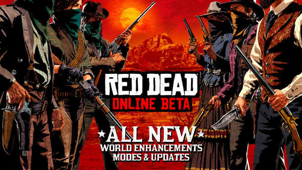 Red Dead Redemption 2 - Red Dead Online Beta Update
