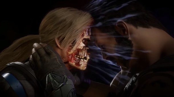 Mortal Kombat 11: Cassie Cage und Kano Trailer Deutsch HD German