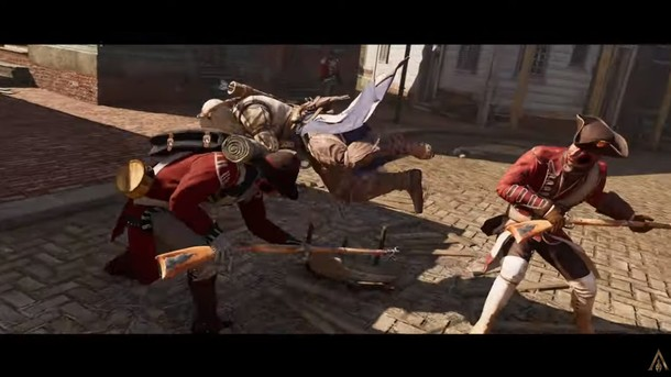 Assassins Creed 3 Remastered - Launch-Trailer