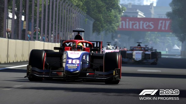 F1 2019: F1 2019 OFFICIAL GAME TRAILER 1 RISE UP AGAINST YOUR RIVALS [GER]