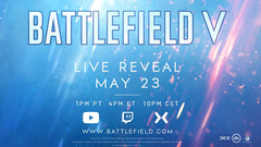 Live Reveal May 23 1PM PT/ 4PM ET/ 10PM CET