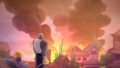 Shaq FU: A Legend Reborn Launch Trailer PEGI